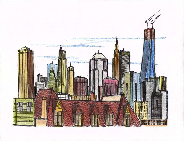 Drawing New York