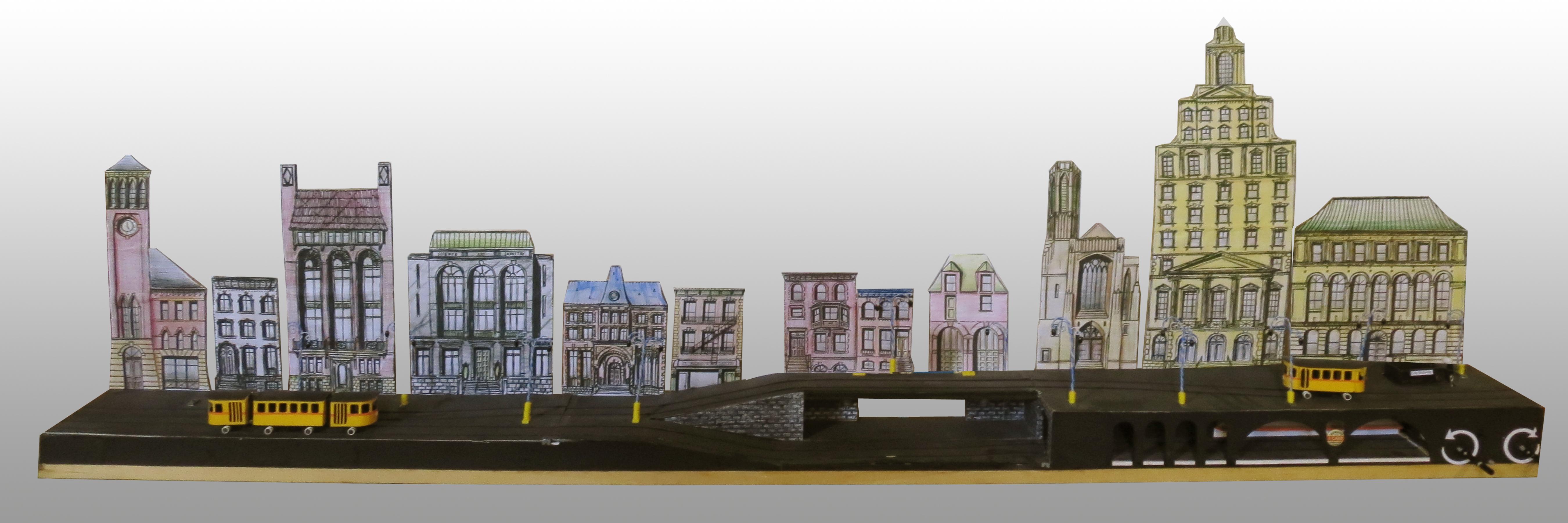 Newark Model Small