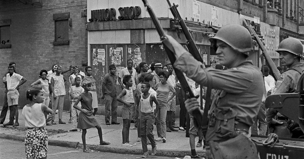 1967 - Newark Riots
